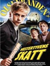 La banda Olsen e il re dei ladri: la locandina del film