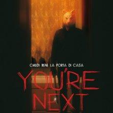 You're Next: il poster italiano