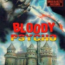 Bloody Psycho - Lo specchio: la locandina del film
