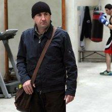 L'Intrepido: Antonio Albanese in una scena del film
