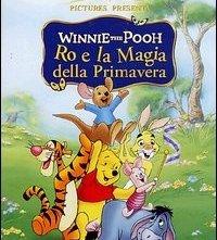 Pooh, Ro e la magia della primavera: la locandina del film