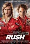 Rush: la locandina italiana del film