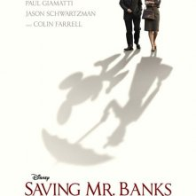 Saving Mr. Banks: la locandina