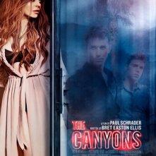 The Canyons: la nuova locandina