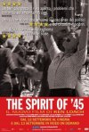 The Spirit of '45: la locandina italiana del film