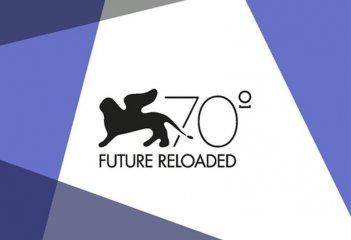 Venezia 70 - Future Reloaded: il logo