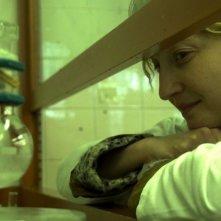 Con il fiato sospeso: Alba Rohrwacher in una scena del film