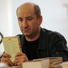 L'Intrepido: Antonio Albanese in una scena tratta dal film