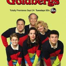 La locandina di The Goldbergs