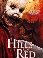 Le colline sanguinano: la locandina del film