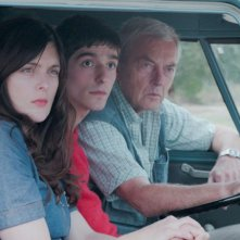 Les Grandes Ondes: Valérie Donzelli con Francisco Belard e Patrick Lapp in una scena