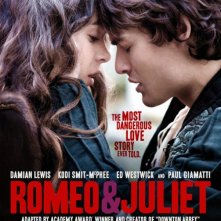 Romeo & Juliet: la locandina del film