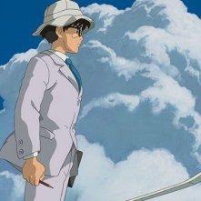 The Wind Rises: una scena del film di Hayao Miyazaki