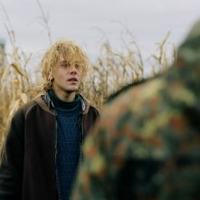 Tom At The Farm: una scena del film di Xavier Dolan