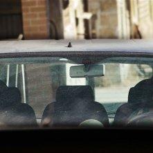 Via Castellana Bandiera: Alba Rohrwacher in una scena con la regista e protagonista Emma Dante