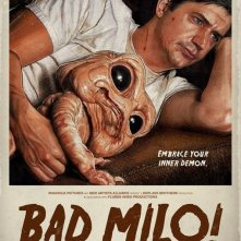 Bad Milo!: nuovo poster del film