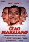 Ciao marziano: la locandina del film
