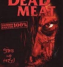Dead Meat: la locandina del film
