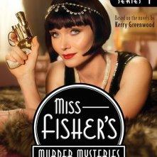 La locandina di Miss Fisher - Delitti e Misteri