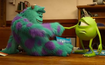 Nuovo trailer italiano - Monsters University