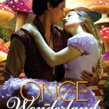Once Upon a Time in Wonderland: un poster della serie