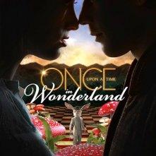 Once Upon a Time in Wonderland: uno dei primi poster della serie