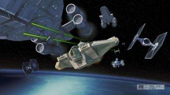 Star Wars Rebels: primi concept art della nuova serie dell'artista Ralph McQuarrie