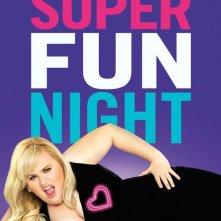 Super Fun Night: un poster della serie