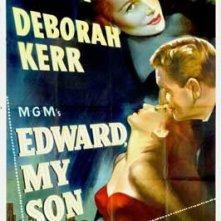 Edoardo, mio figlio: la locandina del film
