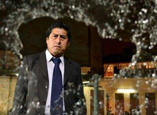 El mudo: il protagonista Fernando Bacilio in una scena