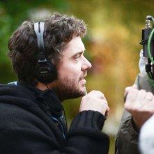 Feuchtgebiete: il regista David Wnendt sul set