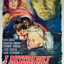 I miserabili: la locandina del film