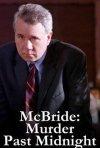 McBride: Omicidio dopo mezzanotte: la locandina del film