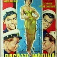 Ragazzi della marina: la locandina del film