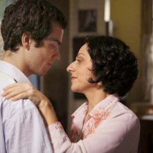 Sentimental Education: Josie Antello in una scena balla con Bernardo Marinho