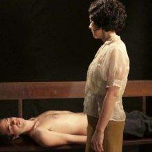 Sentimental Education: Josie Antello in una scena insieme a Bernardo Marinho