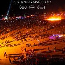 Spark: A Burning Man Story: la locandina del film