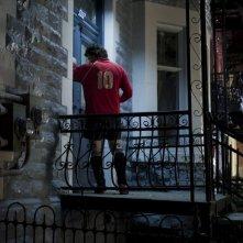 Starbuck: il protagonista del film Patrick Huard con la sua maglia numero 10 in una scena