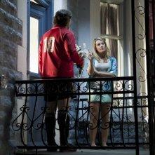 Starbuck: Julie LeBreton e Patrick Huard in una scena del film