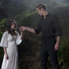 True Blood: Alexander Skarsgård ed Amelia Rose Blaire nell'episodio La trappola