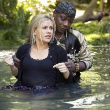 True Blood: Anna Paquin e Nelsan Ellis nell'episodio L'amara verità