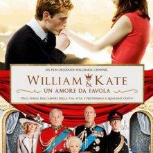 William & Kate - Un amore da favola: la locandina del film