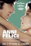 Anni felici: Kim Rossi Stuart e Micaela Ramazzotti nella locandina del film