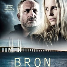 La locandina di Bron/Broen