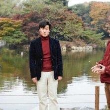Our Sunhi: Sangjoong Kim in una scena con Sunkyun Lee e Jung Ji-hyun