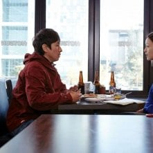 Our Sunhi:  Sunkyun Lee con Yumi Jung in una scena