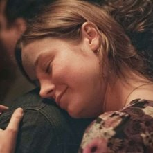 Short Term 12: Brie Larson in una scena del film