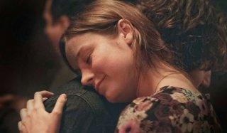 Short Term 12: Brie Larson in una scena del film