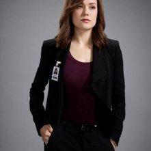 The Blacklist: Megan Boone in una foto promozionale della serie
