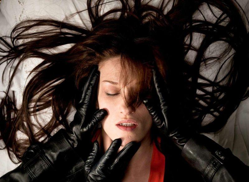 The Strange Colour Of Your Body S Tears La Protagonista Sylvia Camarda In Una Scena 281948